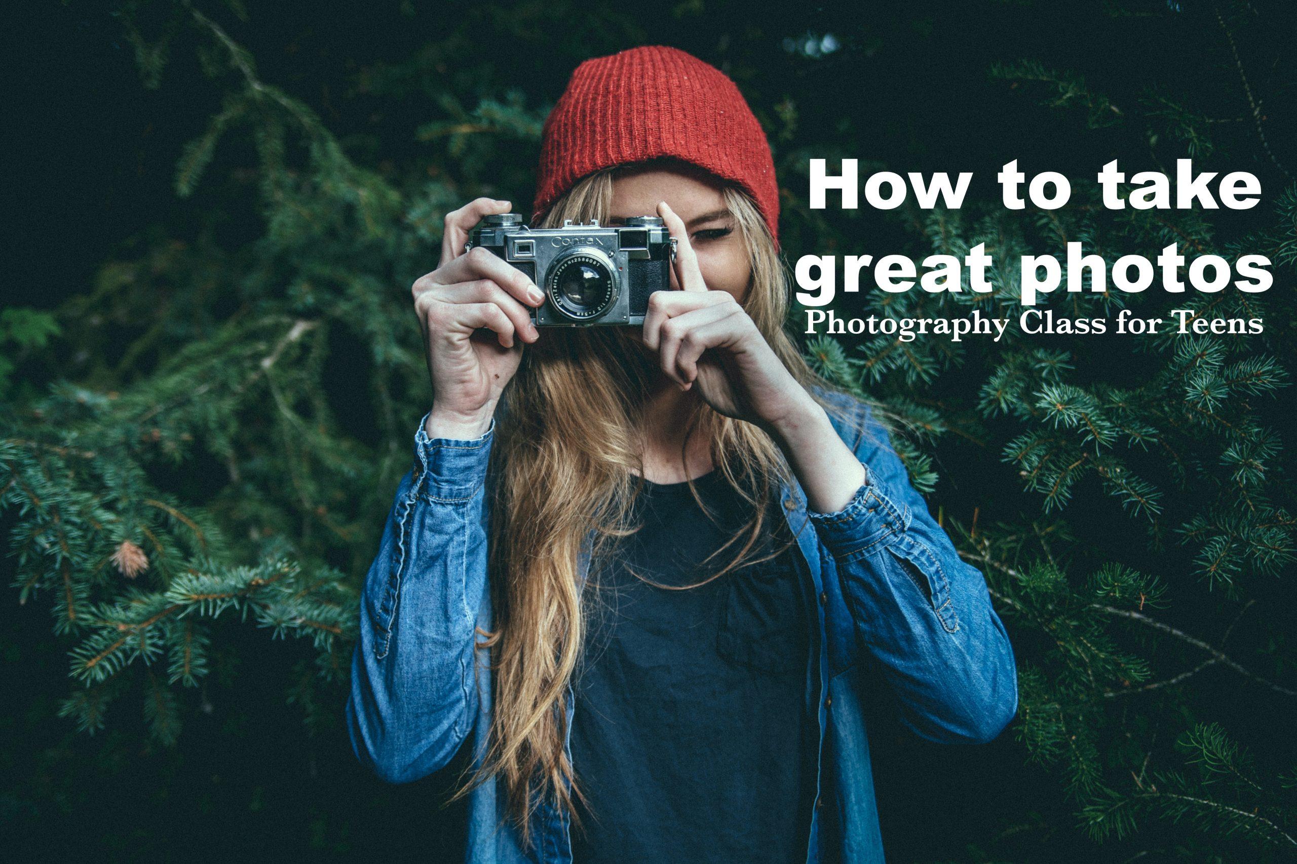 photoclass teens